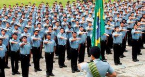 Polícia Militar forma 592 novos soldados.