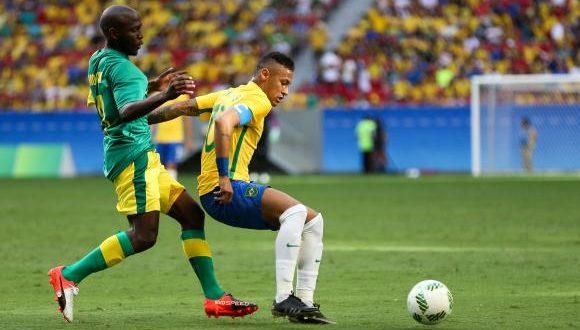 Seleção olímpica de futebol masculino estreia na Rio 2016 em partida contra a África do SulMarcelo Camargo/Agência Brasil