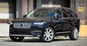 O Volvo XC90 será o modelo utilizado pela parceria entre a montadora sueca e o Uber